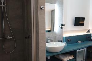 Zimmer mit Dusche 6